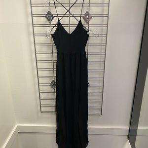 Blaque label maxi dress